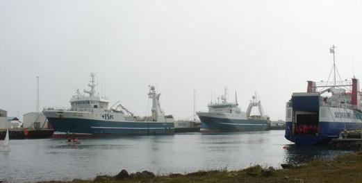 Kauptrygging sjómanna hækkar frá 1.mars